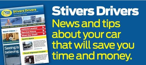 Stivers Quick Lane >> Stivers Coupon Club